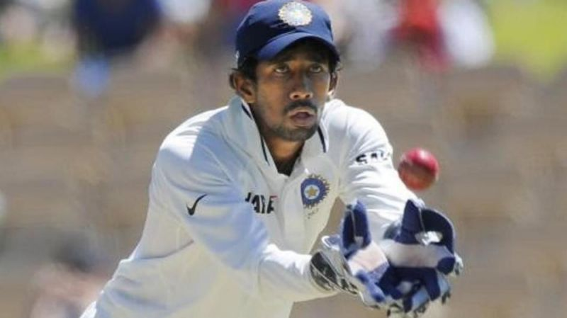 Saha makes a comeback to the Indian Test squad