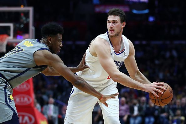 Danilo Gallinari appears set for a swift exit from the Thunder