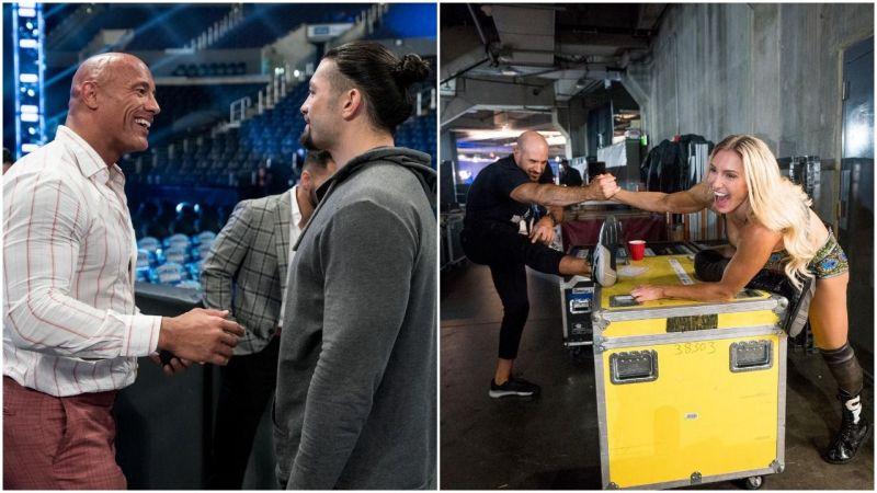 Friday Night SmackDown premiered last week on FOX!