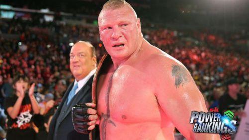 Who will top Sportskeeda's WWE Power Rankings?