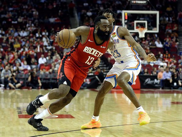 James Harden has finally found his rhythm this season