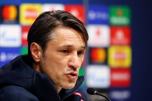 Klaus suggested that Kovac was a subject of unfair criticism