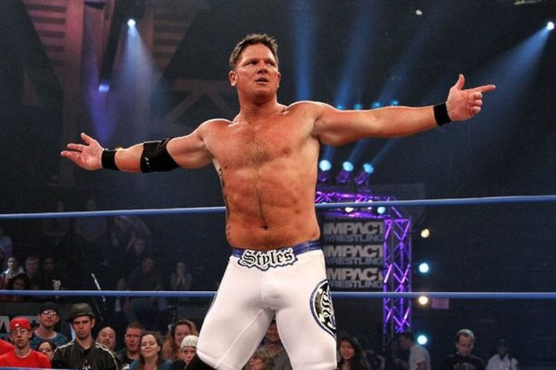 एजे स्टाइल्स TNA