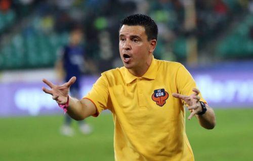 Sergio Lobera enters his third season as head coach of FC Goa