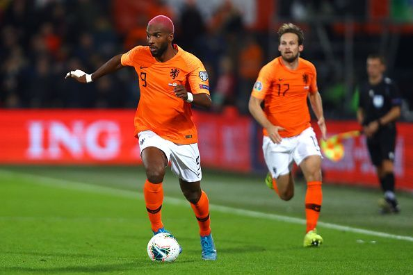 Ryan Babel has been Netherlands