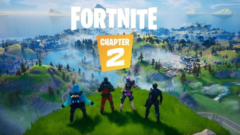 Fortnite Chapter 2 has launched