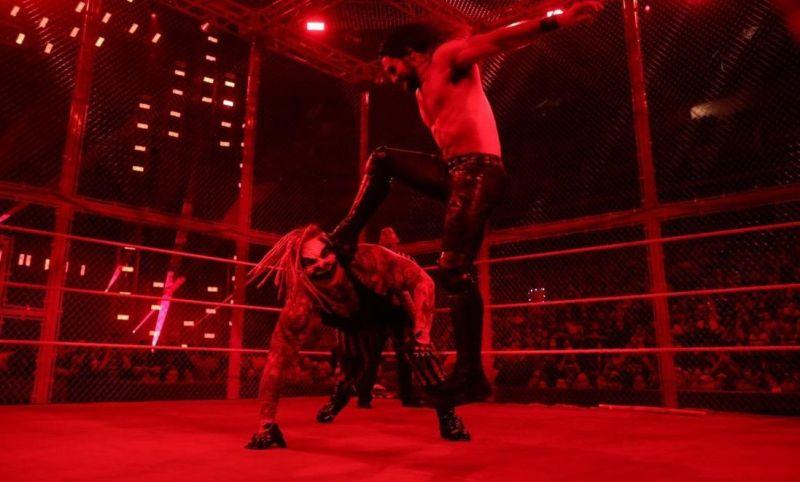 Bray Wyatt receiving another
