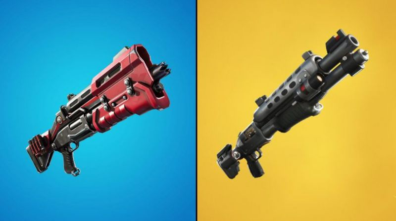 Regular vs Upgraded Tactical Shotgun