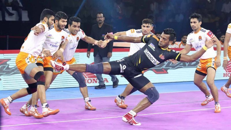 Puneri Paltan finished as the best defensive unit of Season 7