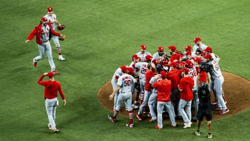 Cardinals vs. Braves MLB 09102019