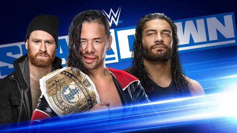 Set for SmackDown