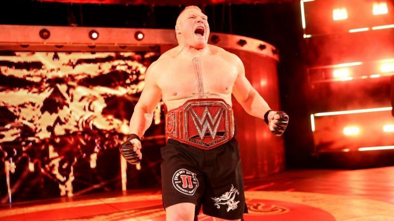 Will Lesnar walk away with SmackDown