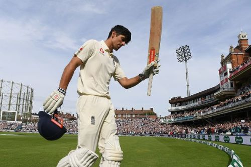 Alastair Cook Hashim Amla has hung up his boots.