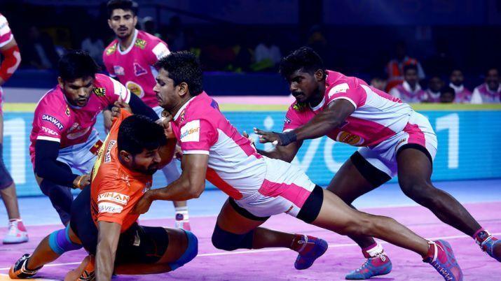 Jaipur Pink Panthers enjoyed a good start to the tournament