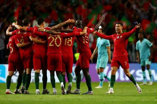 Portugal would hope to peg Ukraine back in Group B