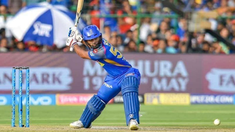 Rahul Tripathi has been a part of Rajasthan Royals since IPL 2018