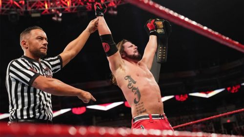 Styles is having yet another dominant Championship reign