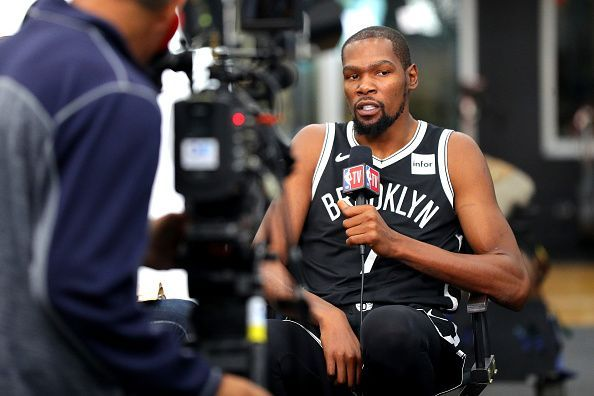 Kevin Durant believes that the Knicks don