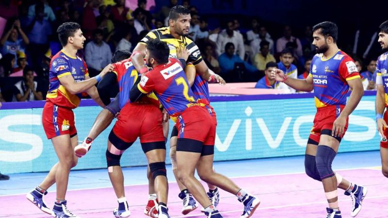 Siddharth Desai played his final match of Season 7 Updated 'Points Table' of PKL 2019
