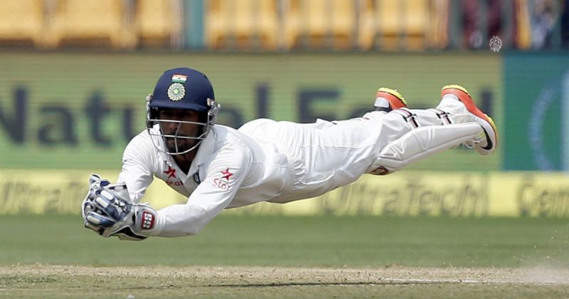 Wriddhiman Saha is arguably the best wicket-keeper in the world.