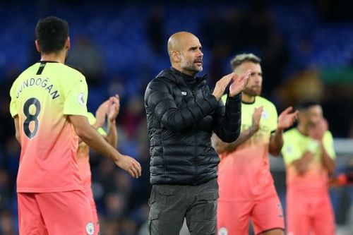Manchester City would be hoping to translate their dominance onto the European stage