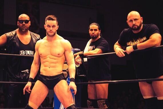 Finn Balor has reunited with the Bullet Club