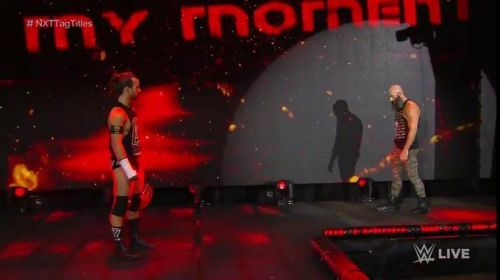 Yeah....this is not looking good for Adam Cole