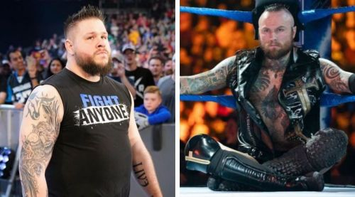 Can one of these two be next in line for a Universal title shot?