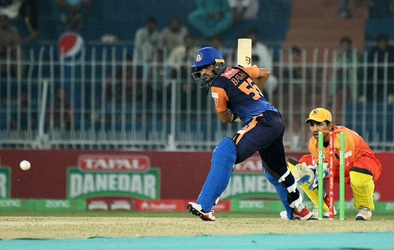 Babar Azam scored the first century in the National T20 Cup