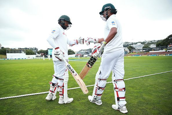 New Zealand v Bangladesh - 2nd Test: Day 5