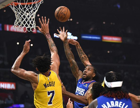 Kawhi Leonard starred on his Los Angeles Clippers debut
