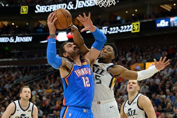 Steven Adams continues to be linked with a trade away from the Oklahoma City Thunder