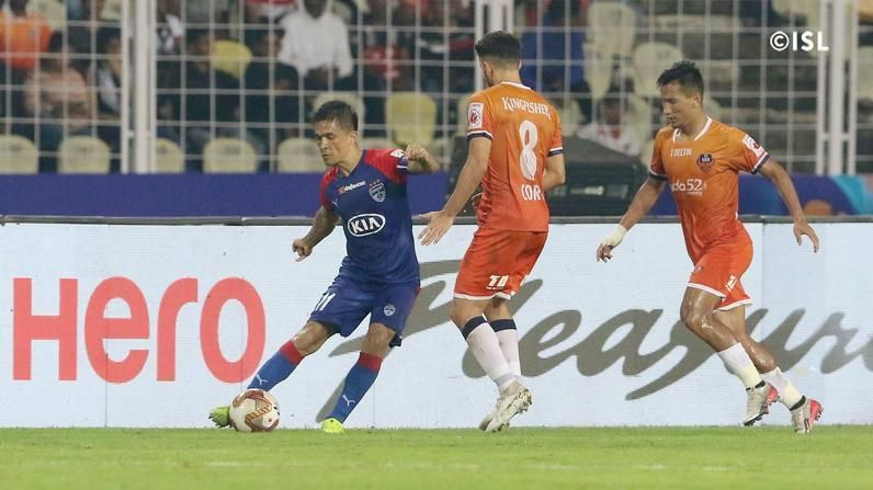 Coro is the highest-scoring player in ISL history. PC: ISL