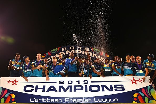 बारबाडोस ट्राईडेंट्स - CPL 2019 विजेता