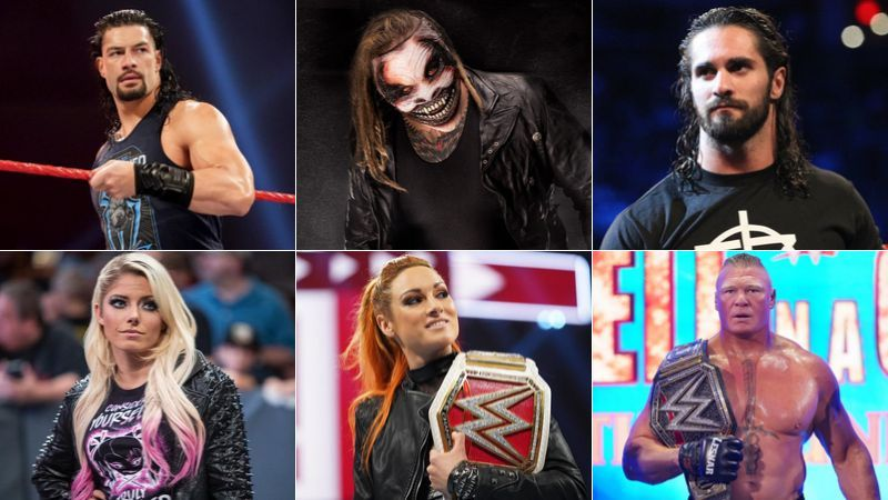 The 2019 WWE draft is almost upon us