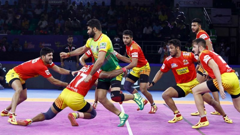 Can Pardeep help the Pirates get some pride away from this campaign? (Image Courtesy: Pro Kabaddi)