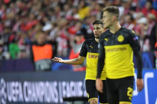 Dortmund registered their third 2-2 draw in four games against Freiburg
