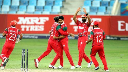 ओमान ने नजदीकी मुकाबले में हांगकांग को हराया (Photo: ICC)