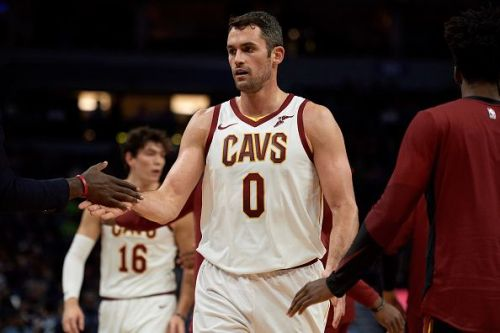 Kevin Love wants to stick around for the Cavs' ongoing rebuild
