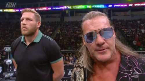 Chris Jericho formed a dominant heel stable called 'The Inner Circle'