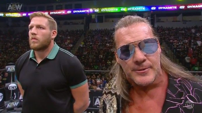 Chris Jericho formed a dominant heel stable called