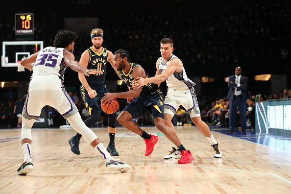The first-ever NBA game in India exceeded expectations