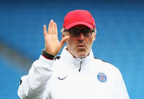 Former Manchester United player Laurent Blanc has been linked with the jobe in the past.