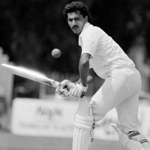 पूर्व भारतीय क्रिकेटर रवि शास्त्री!