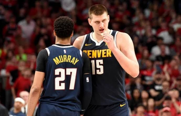 Jokic is arguably the smartest center across the league.