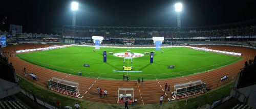 Sree Kanteerava Stadium, Bengaluru's Fortress that has been so tough to breach in the last two seasons (Credits: ISL)