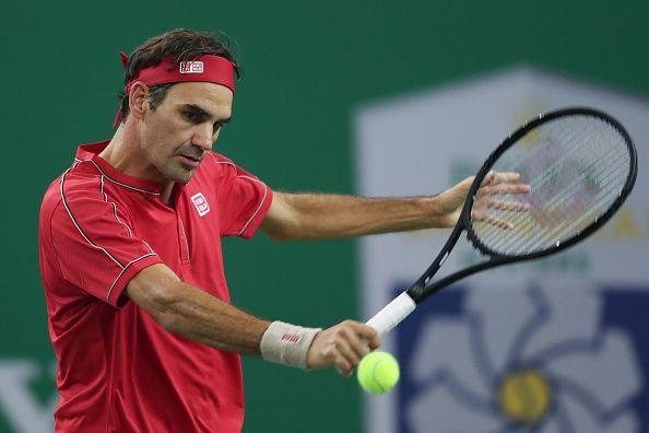 2019 Rolex Shanghai Masters - Roger Federer