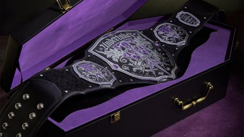 Would you buy an Undertaker Legacy Championship?