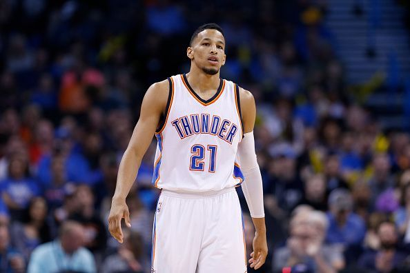Andre Roberson is expected to be traded by the Oklahoma City Thunder