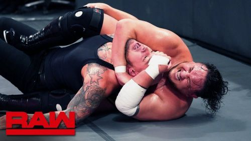 Samoa Joe is one of the toughest performers in professional wrestling today